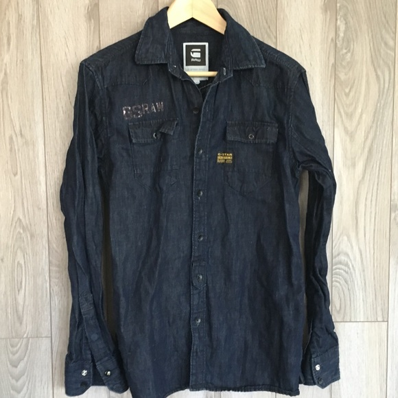 ce1b99f7dd7 G-Star Other - G-Star Raw 3301  Koble  Shirt in New